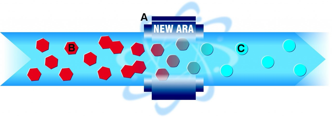 IONIC ACCELERATORS - NEW ARA