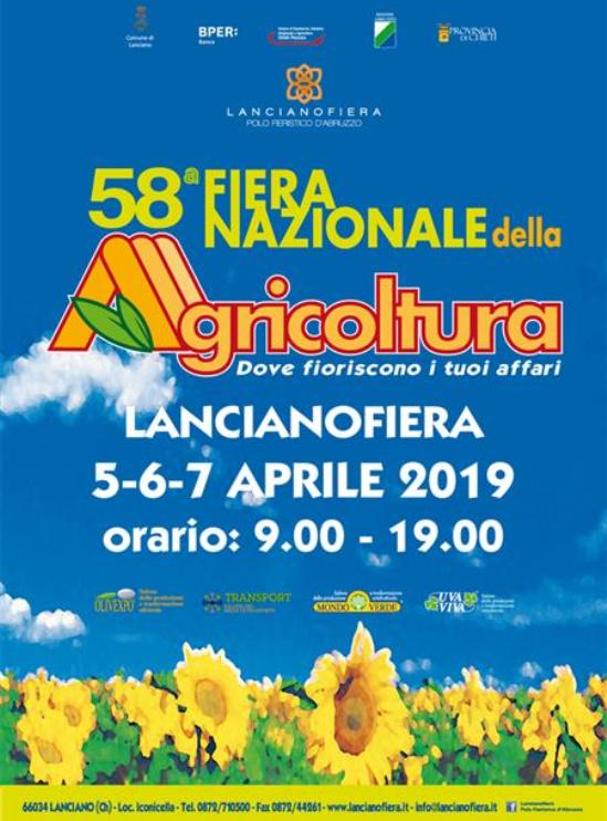 FOIRE AGRICOLE NATIONALE - LANCIANO (CH)