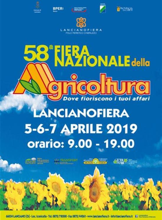 58^ FIERA NAZ.LE DELL'AGRICOLTURA