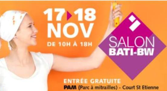 FIERA BATI-BW - Court Saint Étienne (BELGIO)
