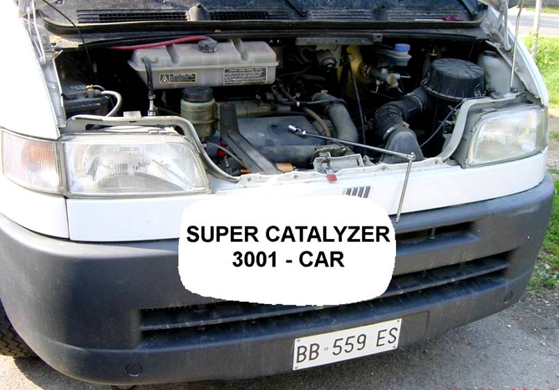SUPER CATALYZER CAR
