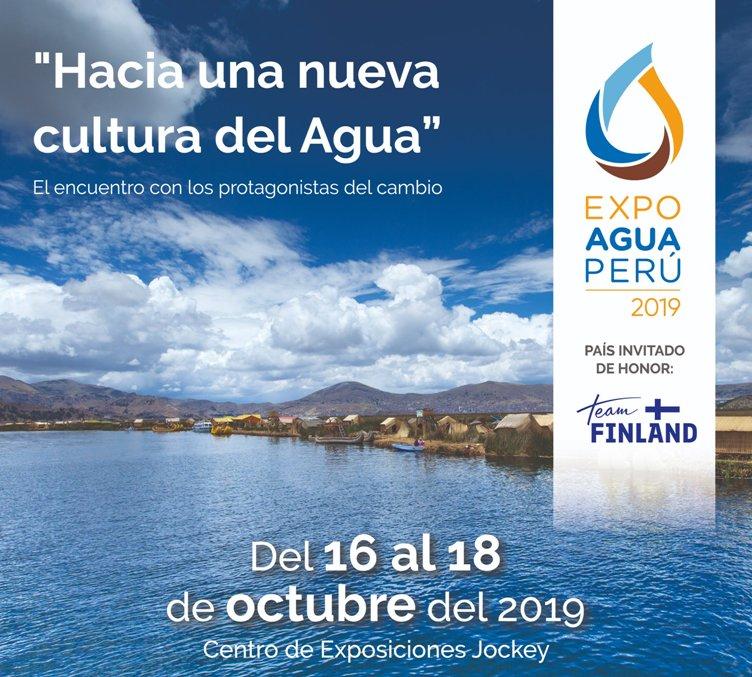 FIERA EXPO AGUA PERÚ 2019 - LIMA