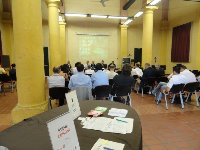 PATTO DEI SINDACI - 02.08.11 - Villafranca Veronese